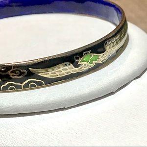 🌺VINTAGE Cloisonné Bracelet
